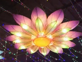 Does Silk Lantern Festival match corporate resources with purpose