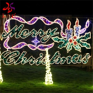 Commercial Christmas Decorations | LED Christmas lights