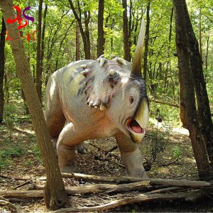 Walking Animatronic Dinosaurs Calgary Zoo