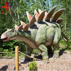 Animatronic Dinosaur For Natural History Museum Drumheller
