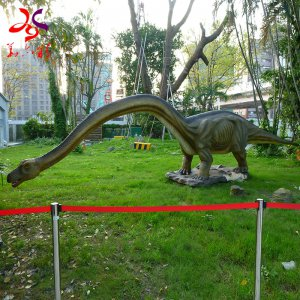 Walking Animatronic Dinosaur Puppet