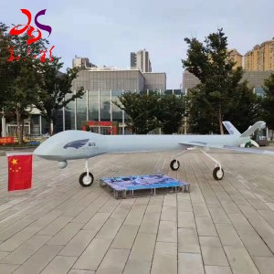 Life-Size Replicas For Large Drone UAV
