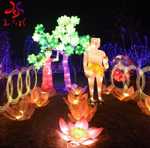 How can Buddhist Dharma Lantern artwork maintain its competitiveness?